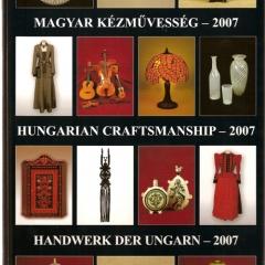 2007_Magyar Kézművesség 2007 - Mezőgazdasági MúzeumKonyv2007_1