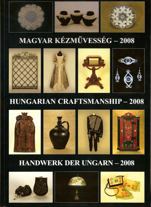 2008_Magyar kézművességKonyv2008