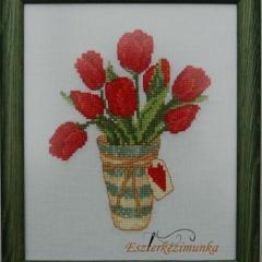 Tulipancsokor