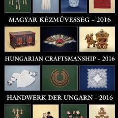 2016_Magyar kézművesség_könyv