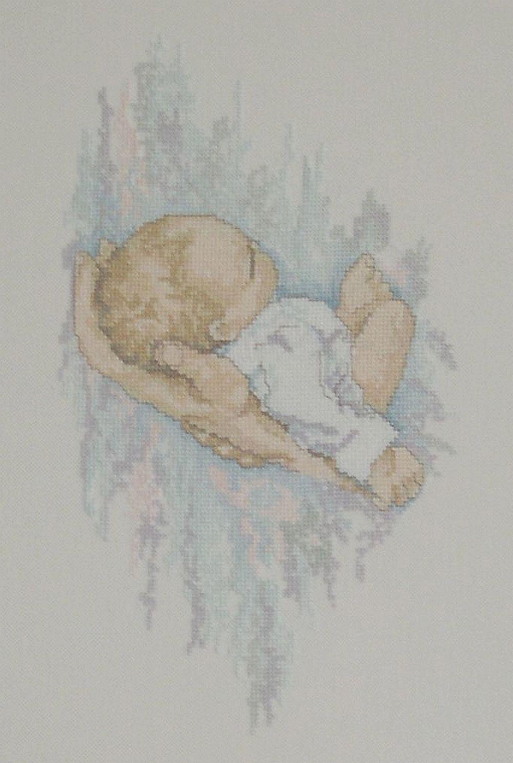 Lanarte babavaro keresztszemes
