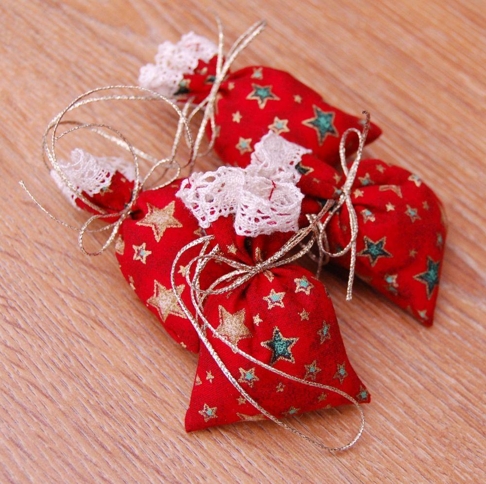 Karácsonyi zsákocskák