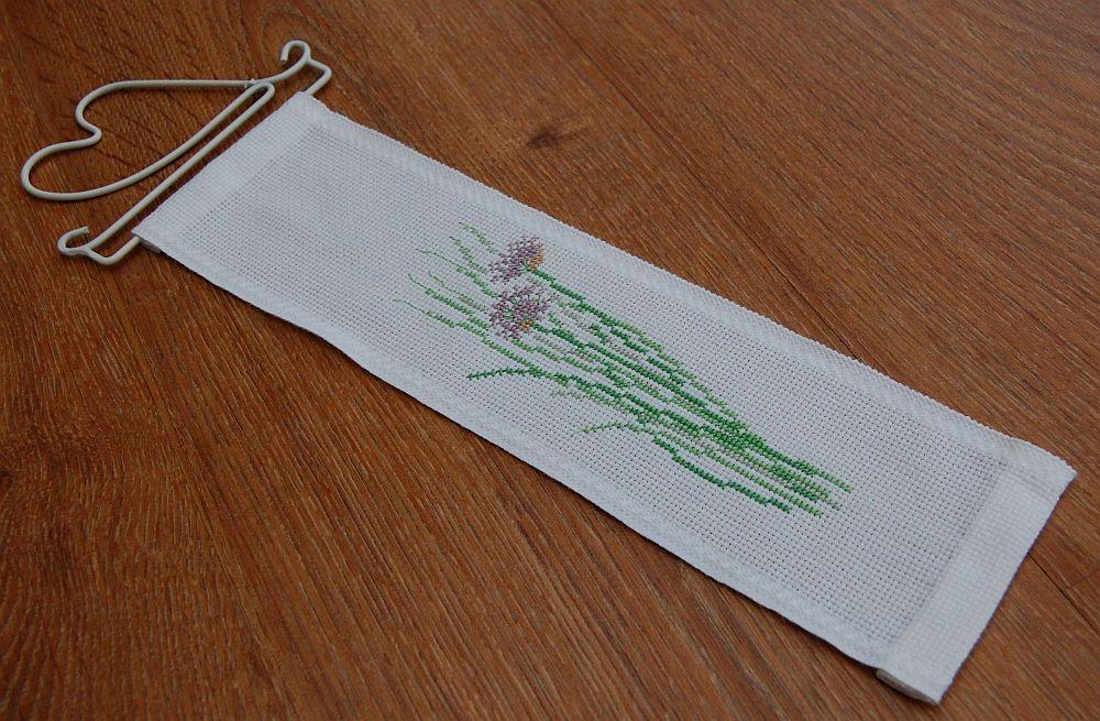 Keresztszemes banner - Fűszernövény