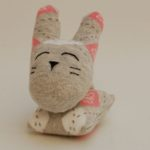 Socks rabbit